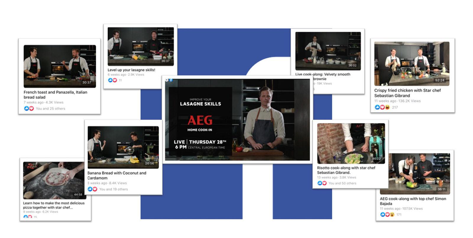 AEG: Home Cook-IN facebook