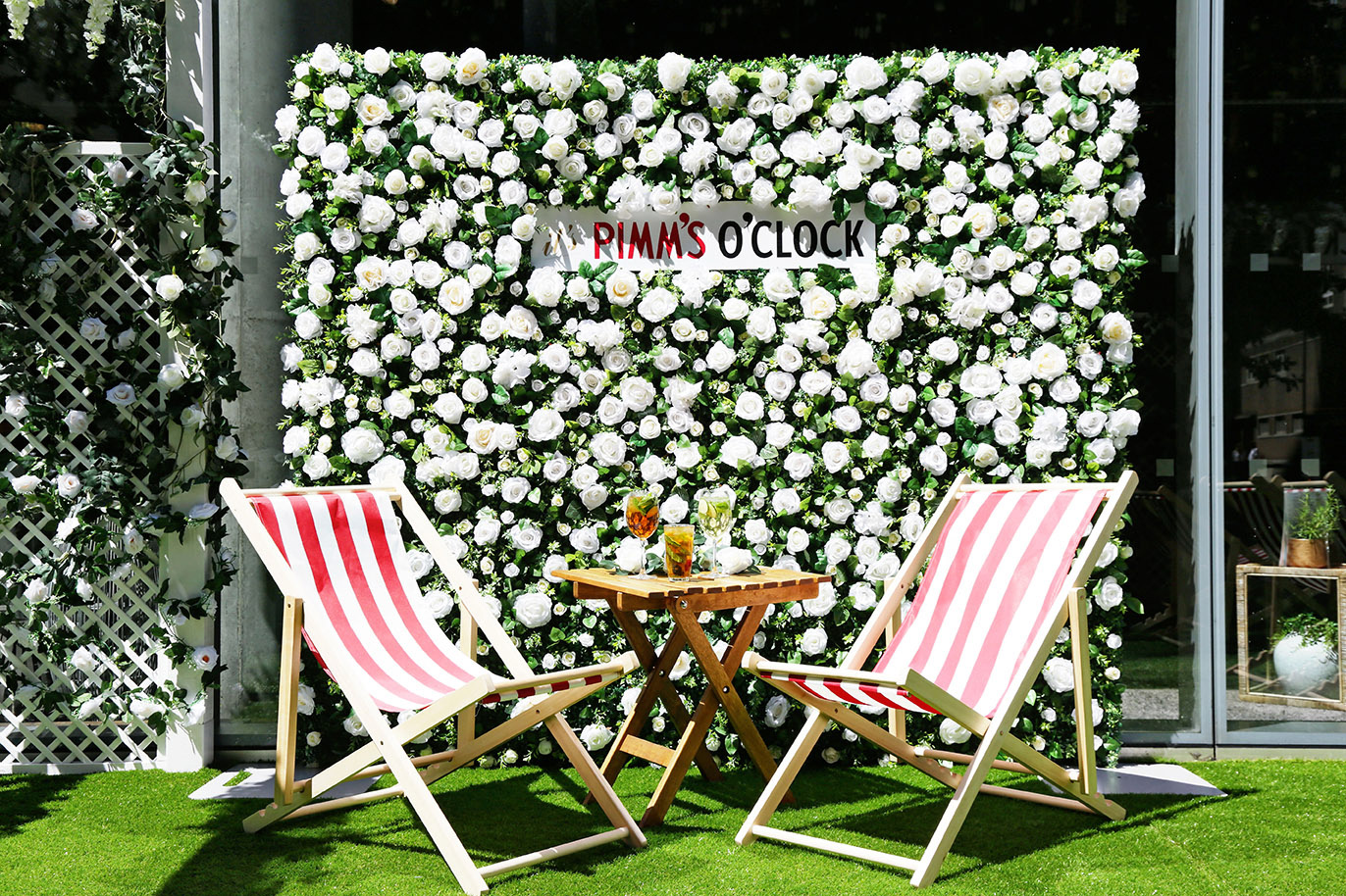PIMM'S: Overarching brand strategy