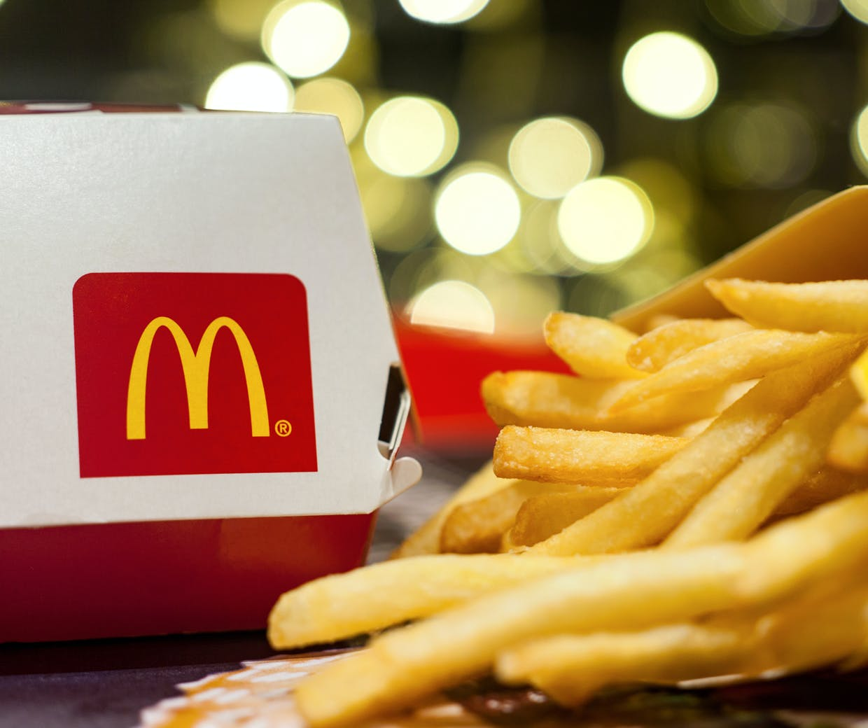 McDonald's: Revitalising the golden arches
