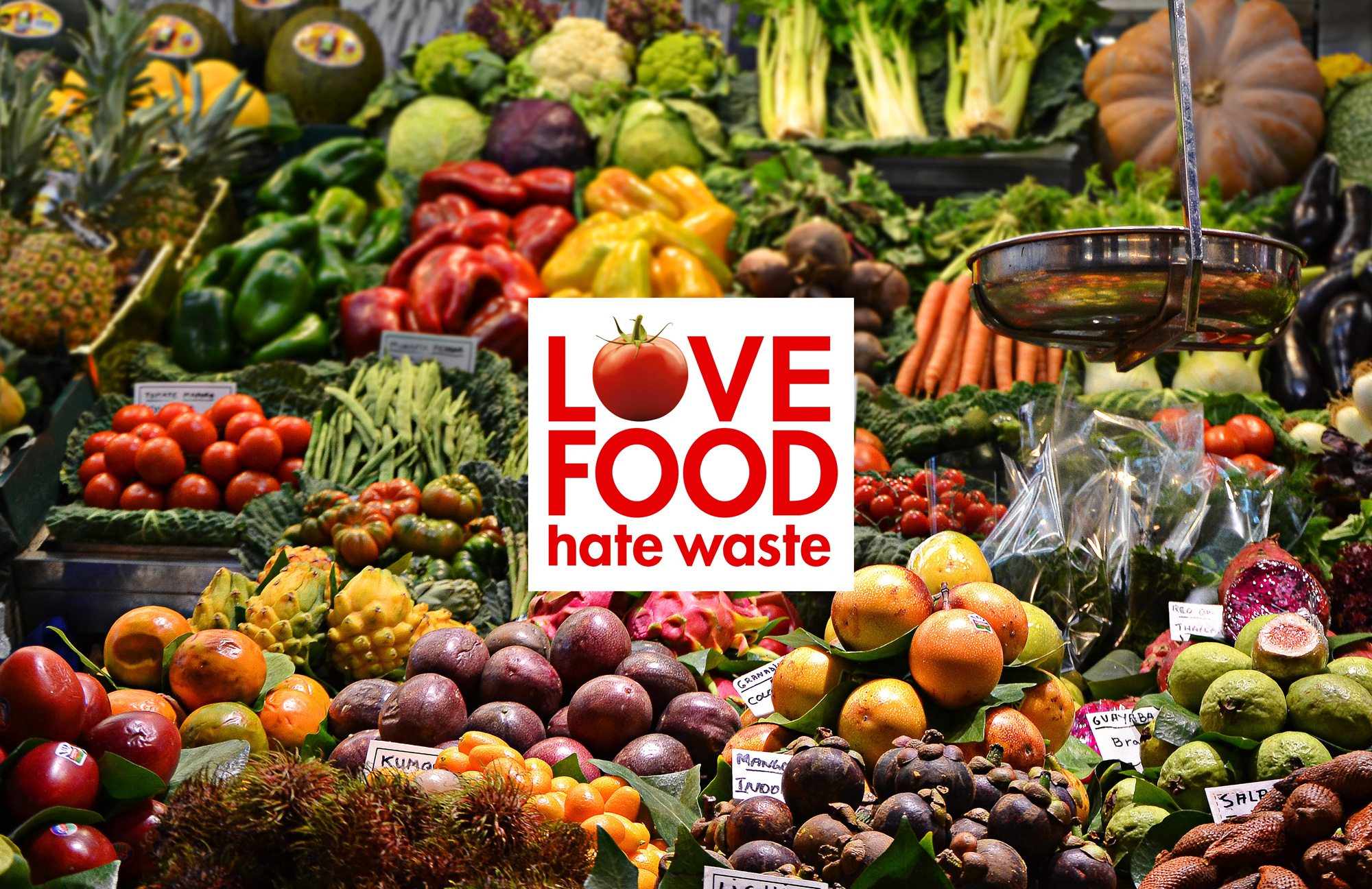 Love Food Hate Waste: Creating a world first